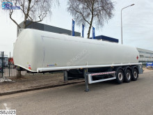 Schrader Fuel 42700 Liter semi-trailer used tanker