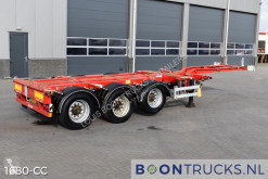 Semirimorchio Pacton T3-010 | 2x20-30-40-45ft HC * MULTI CHASSIS portacontainers usato