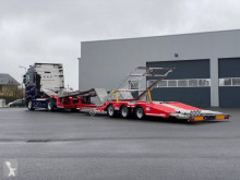 Semi remorque Kässbohrer trucktransporter porte voitures occasion