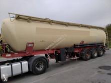 Semirimorchio cisterna Spitzer EUROVRAC SK 2458 CAL