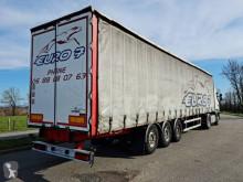Robuste Kaiser tautliner semi-trailer