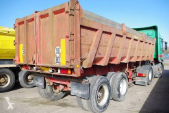 Castera construction dump semi-trailer Semi Benne TP 2 Essieux