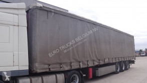 General Trailers TX34 (SMB-axles) semi-trailer used tautliner