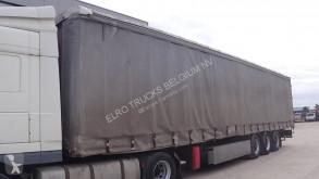 General Trailers tautliner semi-trailer TX34 (SMB-axles)