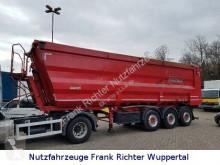 Semirimorchio ribaltabile Kempf SKM 35/3, 48m³ , Alcoa Felgen,Teilw.Reifen neu,