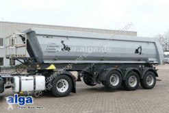 Meiller MHPS 12/27, Stahl, 25m³, Liftachse,Trommelbremse semi-trailer used tipper
