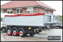 Carnehl tipper semi-trailer 24m³ Alu, CHKS/AL,Thermo,Lift