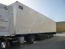 Naczepa Lecitrailer Fourgon 3 essieux furgon furgon drewniane ściany używana