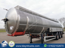 Magyar FUEL 38.000 L 8 COMP semi-trailer used tanker