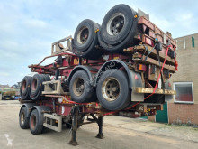 Semi remorque porte containers Container chassis 20ft.