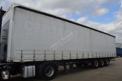 Naczepa Schmitz Cargobull S3ZD22ECS * * Rustproof CHASSI * firanka używana