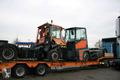 MAFI MT 25 YT semi-trailer used heavy equipment transport