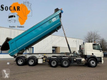 Menci SA 740 M (32 m3) semi-trailer used tipper