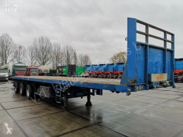Nooteboom OVB 48 VV | 3x Steering axle | Payload 36 580kg semi-trailer used flatbed