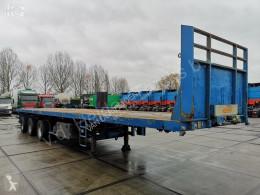 Yarı römork taban Nooteboom OVB 48 VV | 3x Steering axle | Payload 36 580kg