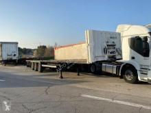 Krone flatbed semi-trailer Non spécifié