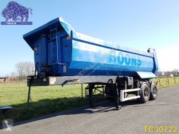 ATM Tipper semi-trailer used tipper