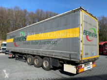 Krone SD Tautliner- SAF- Code XL-LIFT-Joloda- Koniki semi-trailer used tarp