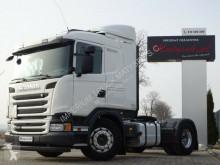 Scania G 400/RETARDER/FULL ADR/EURO 5 PDE/ADBLU/ALU inna naczepa używana