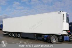 Schmitz Cargobull insulated semi-trailer SKO 24/ DOPPELSTOCK / LIFTACHSE / TK ONE schmitz