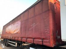 Semirremolque lonas deslizantes (PLFD) Samro Extra longue 14 mètres