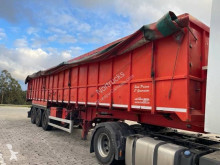 Lecitrailer scrap dumper semi-trailer