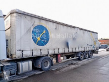 Fruehauf tarp semi-trailer Standard Tautliner / SMB / Liftachse Edscha