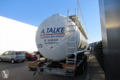Van Hool tanker semi-trailer Inox Tank / 4x Compartments / Total 47.712 L