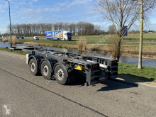 Renders 3-Axle 20/30 FT Tank Chassis / BPW / Discbrakes / APK semi-trailer used container