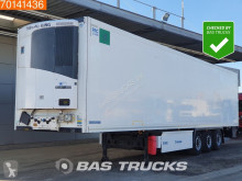Krone Thermo King SLX Spectrum Bi-Temp Doppelstock Trennwand Palletenkasten semi-trailer used mono temperature refrigerated
