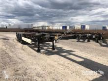 Schmitz Cargobull Containerfahrgestell Standard další tahač použitý