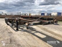 Schmitz Cargobull Containerfahrgestell Standard altro semirimorchio usato
