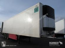 Semi reboque isotérmico Schmitz Cargobull Tiefkühler Standard Ladebordwand