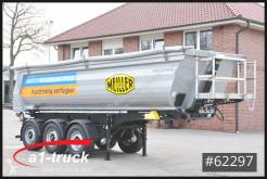 Meiller tipper semi-trailer MHPS 44/3 SAF, Lift, 25m³, sofort NEU !!