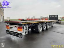 Kässbohrer flatbed semi-trailer SPB Flatbed