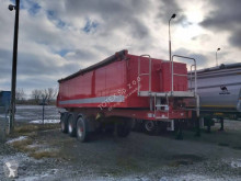 Langendorf 2 UNITS - SKA 24/29 Thermo-mulda 25m3 for bitumen semi-trailer used construction dump