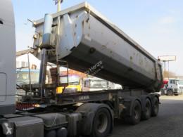 Carnehl Kippauflieger CHKS HH Kippauflieger semi-trailer used tipper