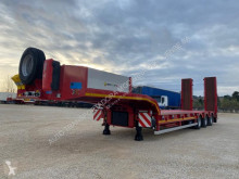 Semirimorchio trasporto macchinari Invepe Semi-Reboque