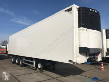Pacton Frigotrailer Carrier Vector 1800 loadlift 2.500kg semi-trailer used mono temperature refrigerated