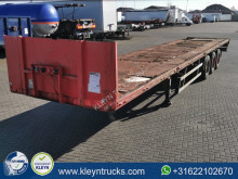 HRD NOVA TRAIL NTCC semi-trailer used flatbed