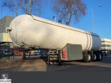 Semi remorque Robine Gas 49019 Liter gas tank , Propane / Propan LPG / GPL citerne occasion