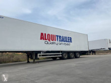 Chereau multi temperature refrigerated semi-trailer multitemperatura