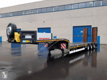 Kässbohrer heavy equipment transport semi-trailer SLH 3