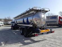 Yarı römork Magyar tank kimyasal maddeler ikinci el araç