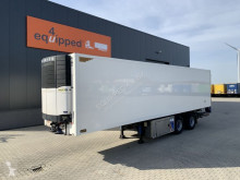 Pacton mono temperature refrigerated semi-trailer city-reefer, Carrier Vector 1850 D/E, taillift 2.500kg, NL-trailer, APK: 11/2021
