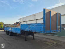 Semiremorca Groenewegen Semi Dieplader Full Steel transport utilaje second-hand