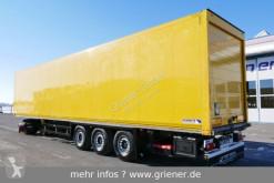 Semi remorque Schmitz Cargobull SKO 24/ ROLLTOR / DOPPELSTOCK / FP 25 fourgon occasion