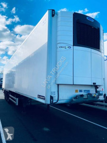 Lamberet Multi semi-trailer used multi temperature refrigerated