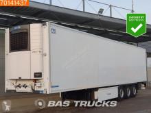 Krone mono temperature refrigerated semi-trailer Carrier Vector 1950mt Doppelstock Blumenbreit Palletenkasten Liftachse