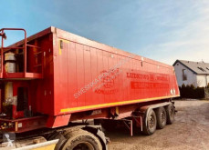 Carnehl 38 Cub semi-trailer used tipper